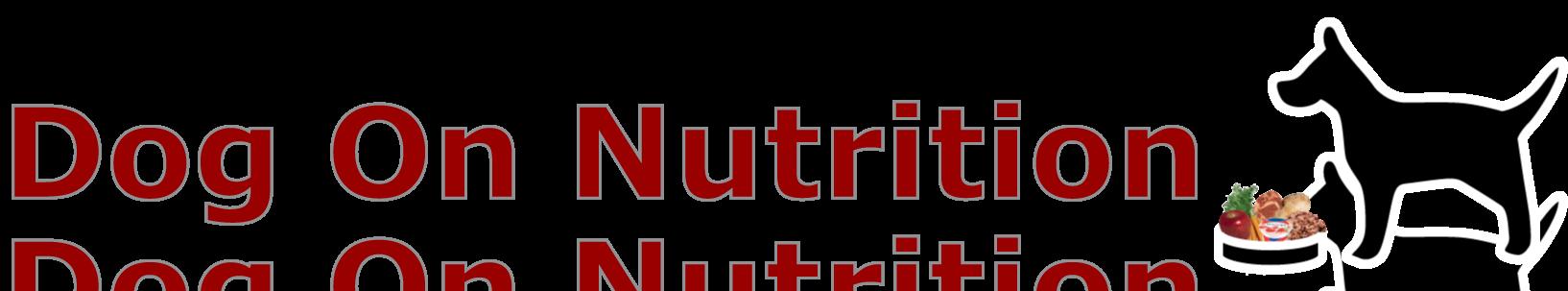 Dog On Nutrition